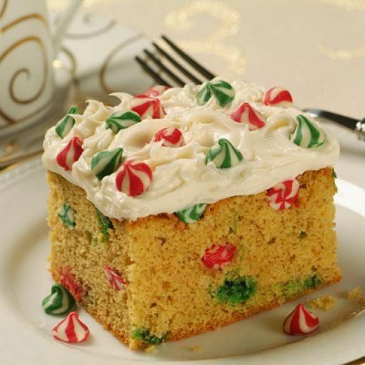 receta de pastel de nuez de navidad