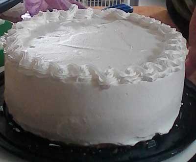 imágenes de decoración de pasteles