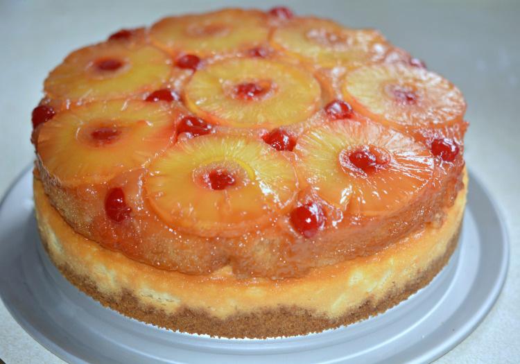 Volteado De Pi 241 A Con Cheesecake Pasteles D Lul 250