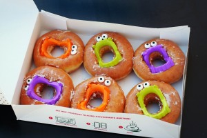 halloween donut treat 2