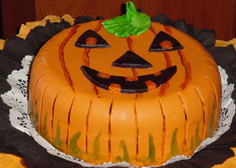 Pasteles De Halloween Pasteles D Lulú